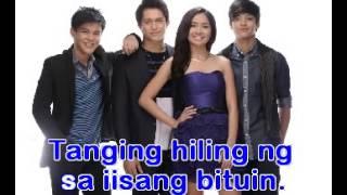 Christian Bautista - Nag-iisang Bituin ~ Videokee width=