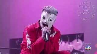 Slipknot cantando raça negra FT Guitarra humana
