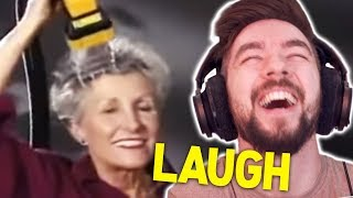 THERE'S NO WAY THIS IS REAL!!!   Jacksepticeye's Funniest Home Videos