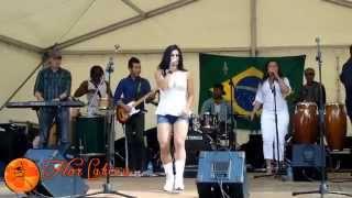 Flor Latina- vem meu amor Ivete Sangalo