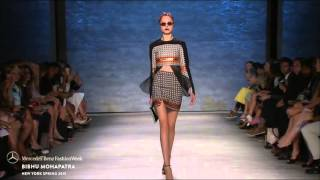 Desfiles da modelo Evelyn Moraes