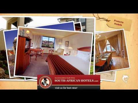 Pretoria Hotels, South Africa