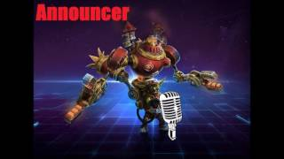 Gazlowe Announcer Quotes