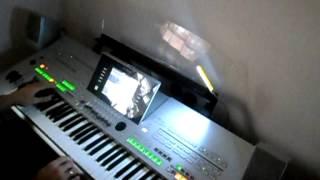 Tyros 3 Boney M cover Rivers of Babilon