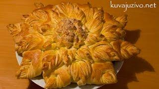 Pogača - Video recept - Homemade bread