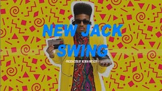 "90s R&B Instrumental - Old skool R&B Beat x ""New Jack Swing"" - Bruno Mars Type beat 2017"