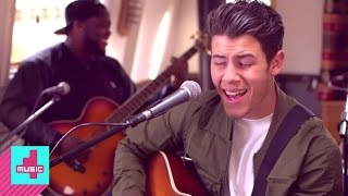 Nick Jonas - Jealous (Live acoustic)