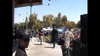 Lil Cuete- Live Performance at lowrider nationals Bakersfield, CA 2012