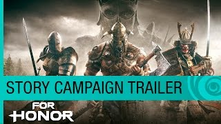 For Honor Trailer: Story Campaign Cinematic (4K) - E3 2016 Official [US]