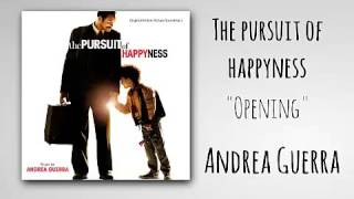 The pursuit of happyness - Opening - Andrea Guerra
