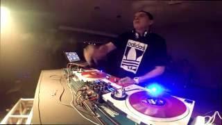 Festa de aniversário do DJ Marquinhos Espinosa 2016.