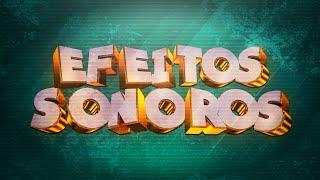 EFEITOS SONOROS PARA INTRO DORGAS (ANDROID & PC)