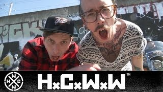 CITY LIGHTS - NOT A HOME - HARDCORE WORLDWIDE (OFFICIAL HD VERSION HCWW)
