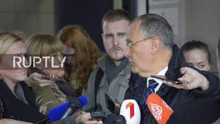 Serbia: Four handed suspended sentences in US embassy attack trial