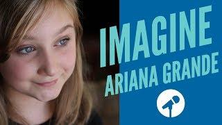 Imagine - Ariana Grande | Cover Luiza Gattai