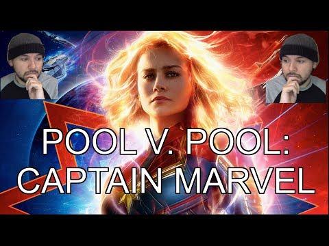 Pool V. Pool: Captain Marvel