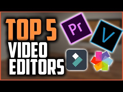 Best Video Editing Software in 2020 | Great Options For Mac & Windows