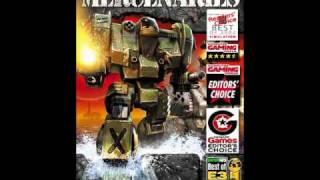 Mechwarrior 4: Mercenaries Soundtrack - Rally