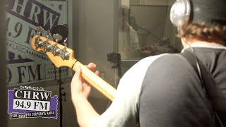 Ivory Hours - War Paint [Live @ CHRW 94.9/Radio Western]