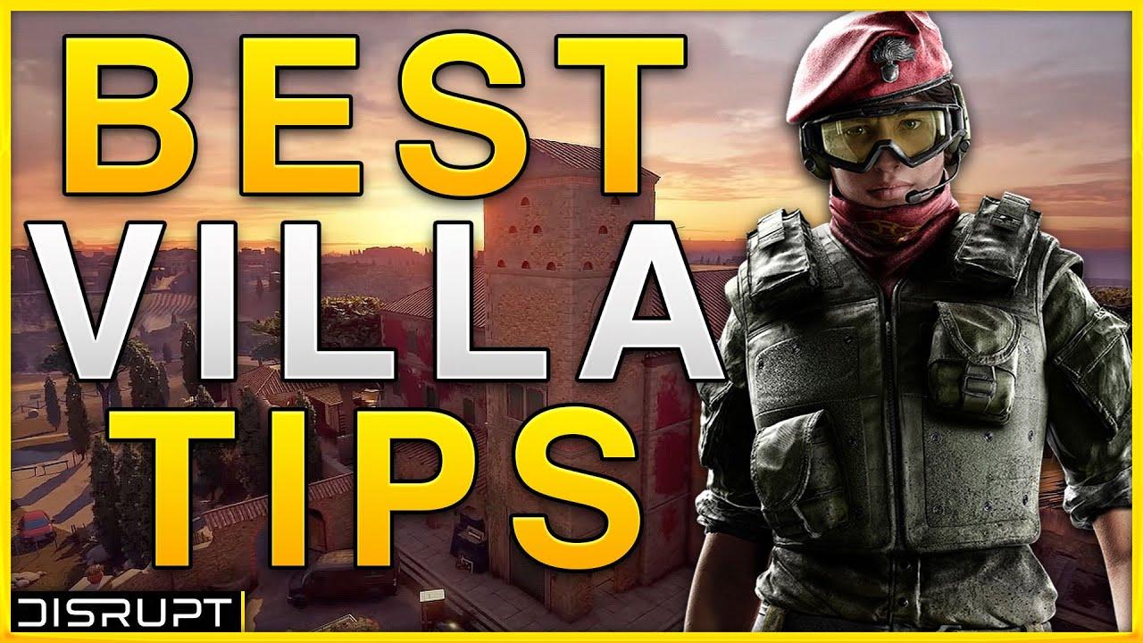 Braction - 30 Villa Tips And Tricks | Rainbow Six Siege