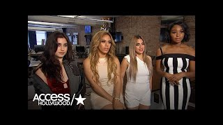 'Dancing With The Stars': Fifth Harmony On Normani Kordei Coming In Third | Access Hollywood