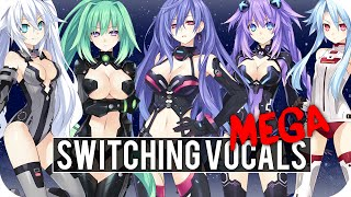 Nightcore | RISE (Ultimate Switching Vocals)(30k special)