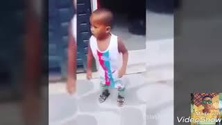 Crianças dançando funk 👍