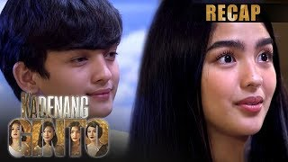 Mikoy pretends to be Marga's suitor | Kadenang Ginto Recap (With Eng Subs)