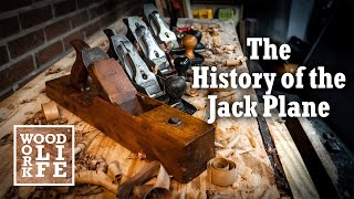 Jack Plane Shoot Out - The Best Hand Plane of All Time? | Hand Tool Shootout