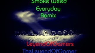 Smoke Weed Everyday | Remix | + Descarga