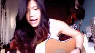 Jason Mraz - I Won't Give Up (Cover) • Joie Tan