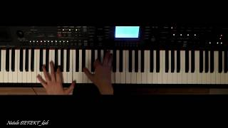Oomph! - Auf Kurs (ver.2  tutorial piano cover  by @Defekt_kids)