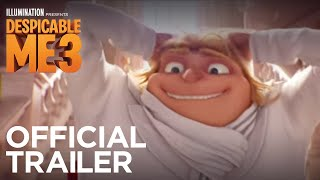 Despicable Me 3 - In Theaters June 30 - Official Trailer #2 (HD) width=
