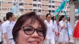 VIDEO 2 SANTACRUZAN AT HOLY FAMILY PARISH May 22, 2016