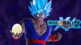 Dragon Ball: XV2 - Mira Alternate Ending