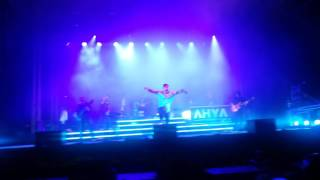 Dengaz ft. Matay -Tudo Muda - Ao Vivo em Aveiro 2016