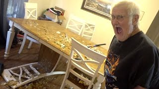 ANGRY GRANDPA RUINS THANKSGIVING!