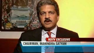Mah Satyam results live up to expectation: Anand Mahindra