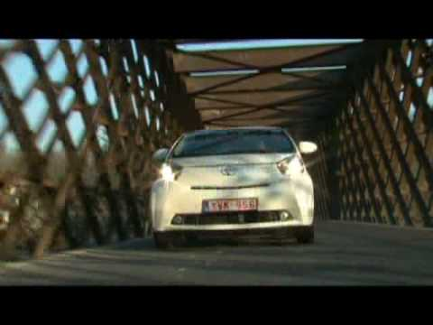 Hot video Toyota iQ