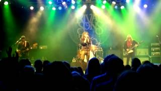 Rival Sons - Wild Animal (Live@Tampere 2012)