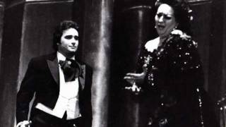 José CARRERAS. Tu sola a mia Giulietta. Live.