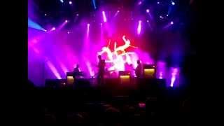 Franz Ferdinand - I Feel love (Donna Summer cover) live@Berlin Festival 2012