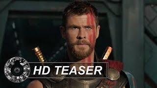 THOR: RAGNAROK   Teaser Trailer (2017) Legendado HD