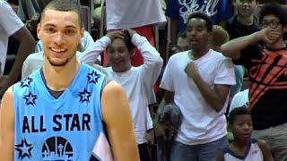 Zach LaVine put a defender on ICE in the Seattle ProAm All-Star Game