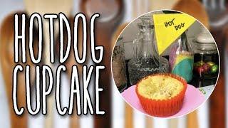 # 93 - Hot Dog Cupcakes - Receita de Mão