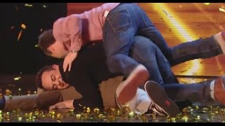 TOP 5 'Can't Stop Laughing' COMEDIANS   Britain's Got Talent