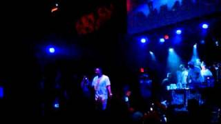 Cut you off - Kendrick Lamar live @keyclub