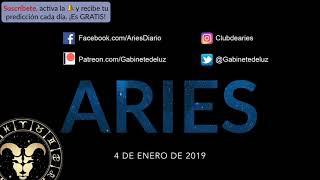 Horóscopo Diario - Aries - 4 de Enero de 2019