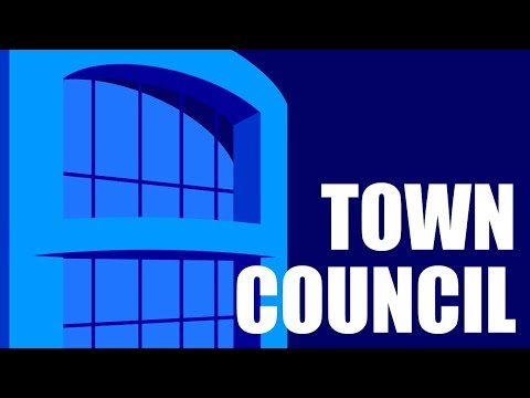 Town Council Meeting of August 1, 2017