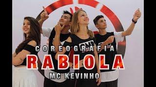 Rabiola - Mc Kevinho - Coreografia | Cia Mais Dança Oficial